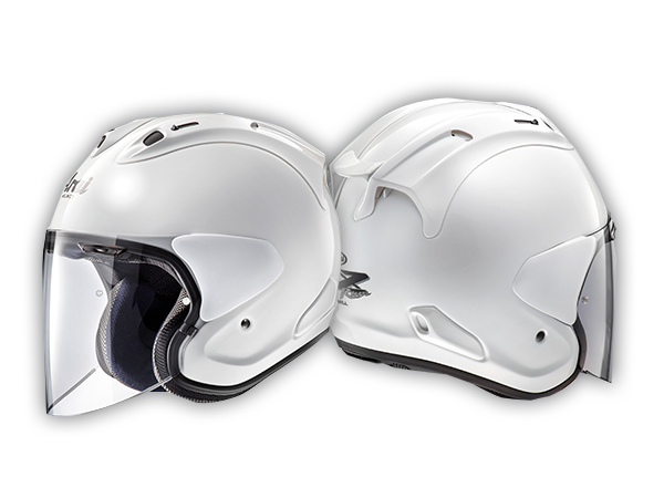 ヘルメット「VZ-RAM」モデル グラスホワイト59-60(Lサイズ)