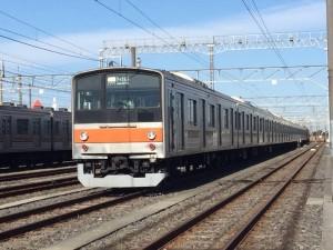 『ジャカルタ行きの列車が出発!』