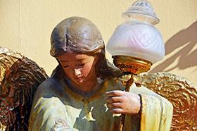 天台寺を救ったのは敬虔なクリスチャン?