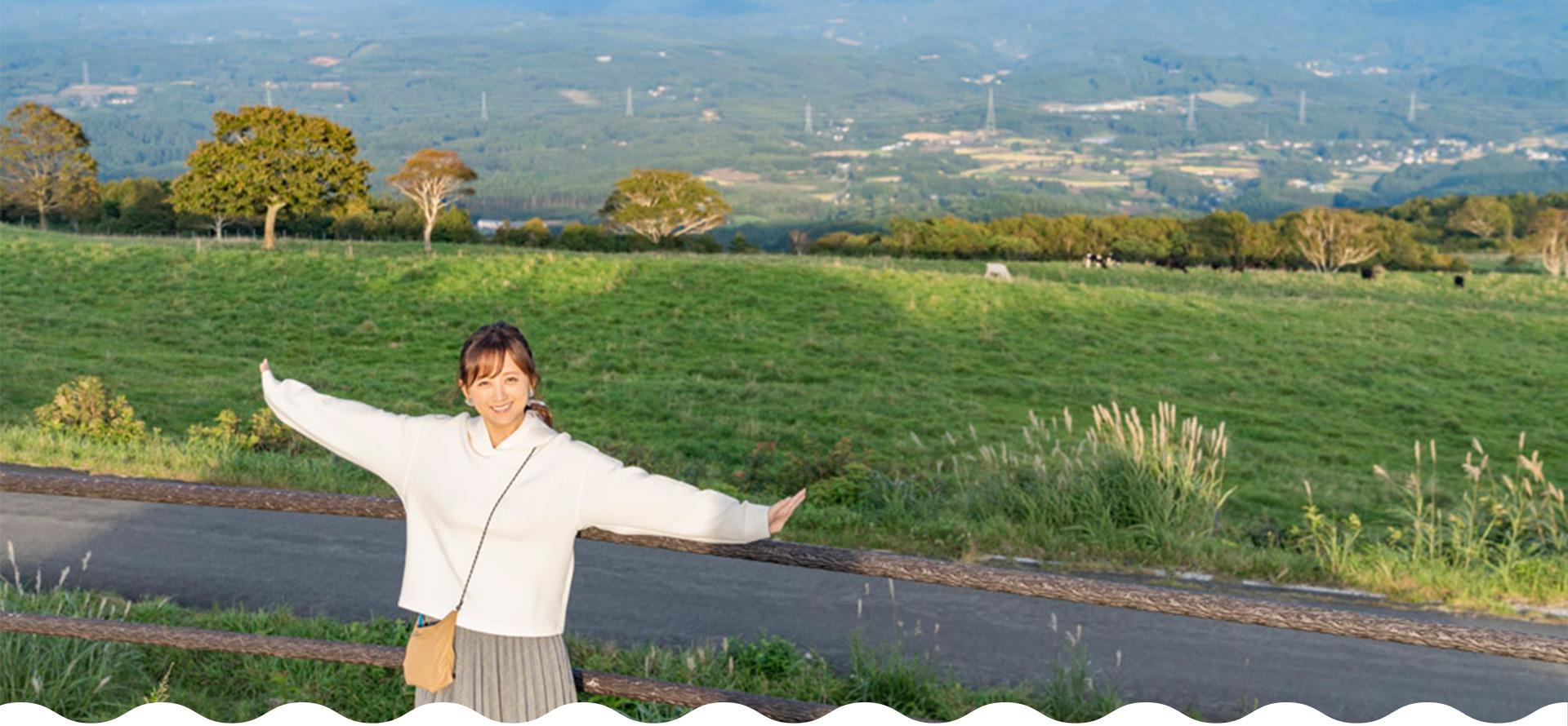 小松彩夏のニコッと二戸たび