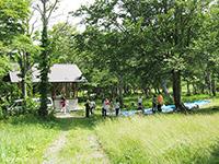 稲庭岳キャンプ場