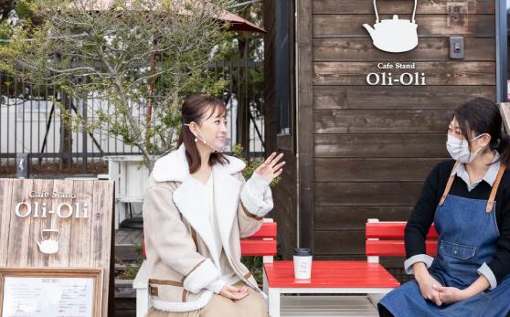 Café Stand Oli-Oli
