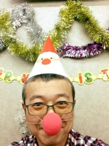 今夜は、スクエア  クリスマス パーティ&忘年会!
