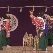 2020年 【呑香稲荷神社神代神楽舞い納め】のご案内