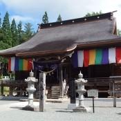 天台寺のFacebookページが開設になりました。